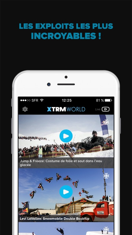 Xtrm World screenshot-3