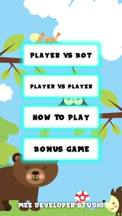 Classic Tic Tac Toe -Animal XO screenshot two