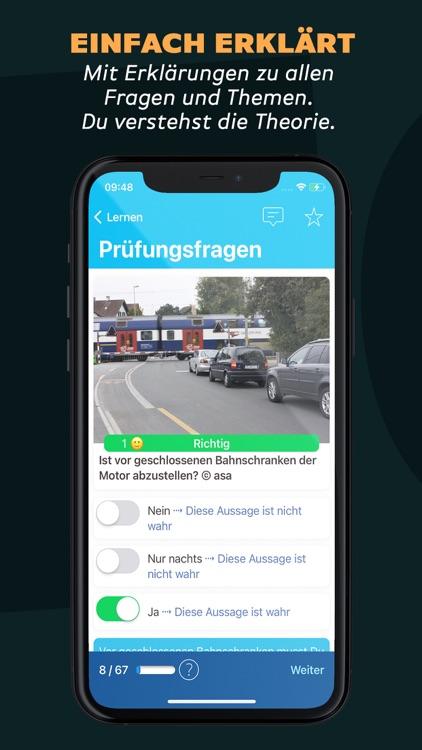 iTheorie Mofa Theorie Schweiz screenshot-3