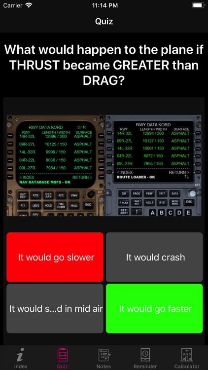 FSX Key Commands screenshot-3