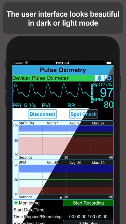 Pulse Oximetry screenshot-3