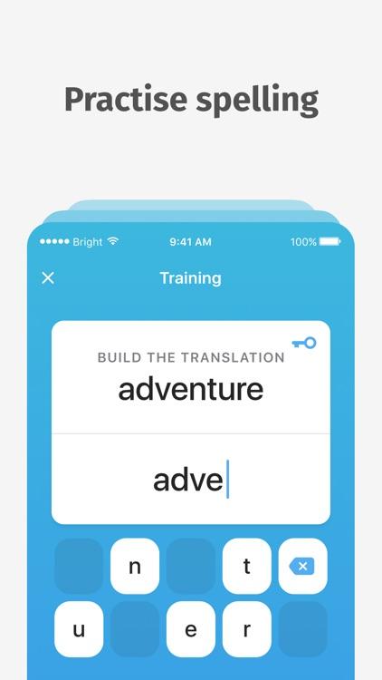 Bright - English for beginners screenshot-6