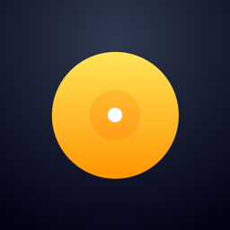Ícone do app djay - DJ App & AI Mixer