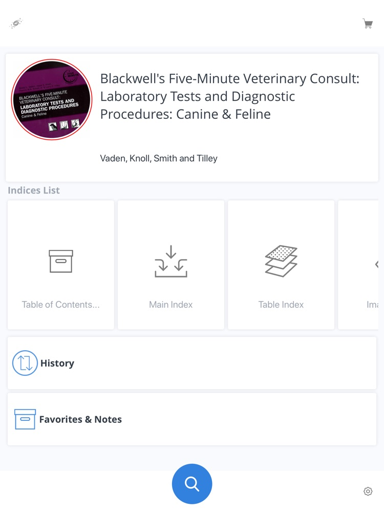 5Min Vet Lab Tests & Diag Proc App for iPhone - Free