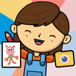 Lila's World:Create Play Learn на пк