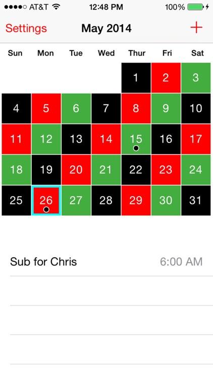 Firefighter & EMS Calendar