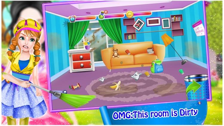 Sweet Baby Girl House Cleaning screenshot-4