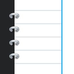 Ícone do app Notebooks – Write and Organize