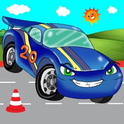 Cars Games For Learning 1 2 3