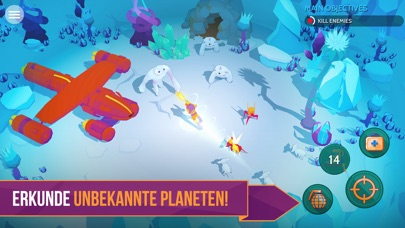 Screenshot 5 Space Pioneer