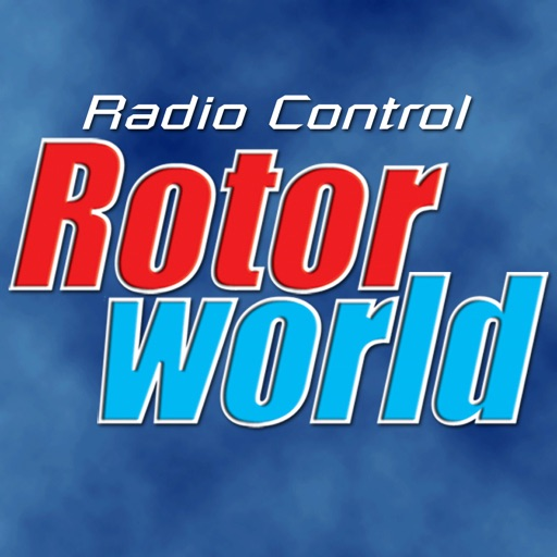 Radio Control Rotorworld icon