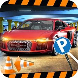 Multi Level Parking: City Car