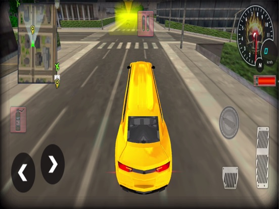 Limo Driving Stunt Car Driver-ipad-0