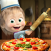 Masha and the Bear Pizzeria! Hack Online Generator