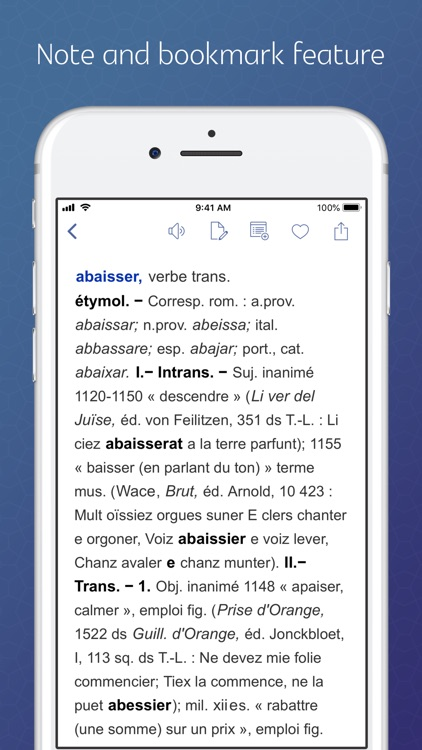 French Etymological Dictionary screenshot-4
