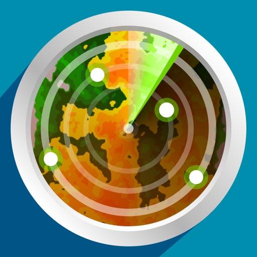 PocketRadar - my weather radar