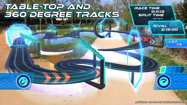 Lightstream Racer screenshot-6