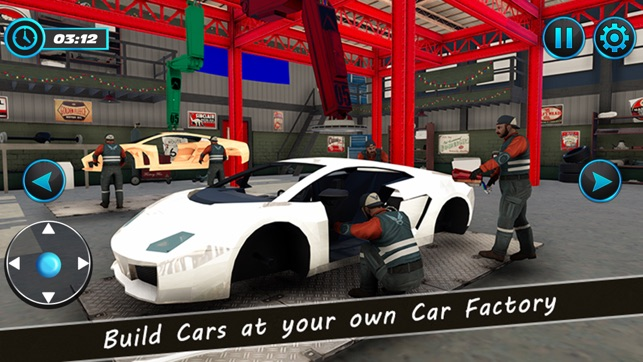 Car Factory 3D - Garage World on the App Store