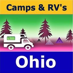 Ohio – Camping & RV spots