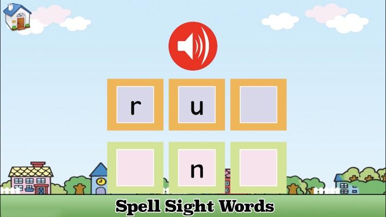 Sight Words Games & Activities screenshot-6