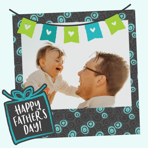 Father's Day Photo Greetings