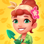 Plantopia - Merge Garden на пк