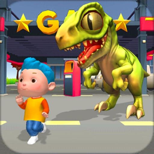 Monster Dinosaur City Rampage