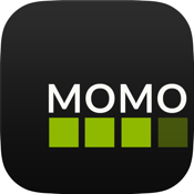 MOMO Realtime Stock Discovery & Alerts icon