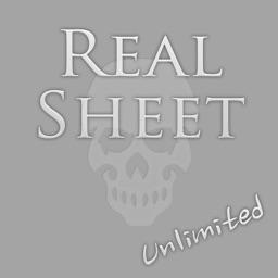 Real Sheet: NWOD Human ∞