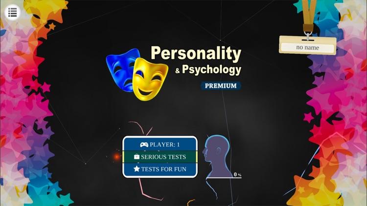Personality Psychology Premium