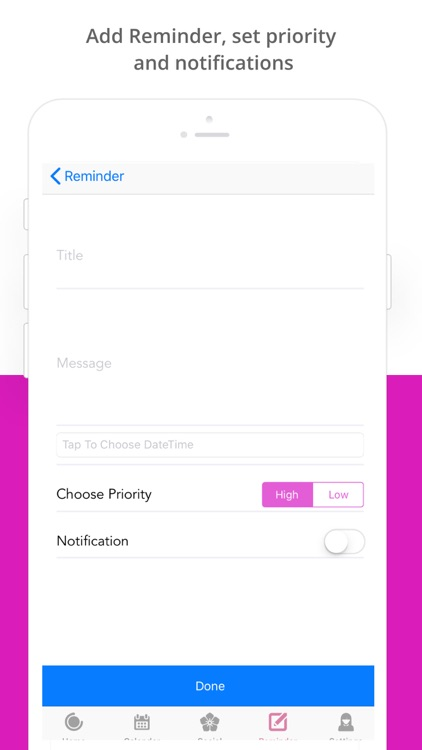 Period Tracker : Ovulation App screenshot-6