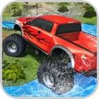 Hill Climb 4x4 Jeep: Snow Road icon