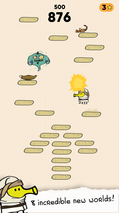 Doodle Jump 2 screenshot 3