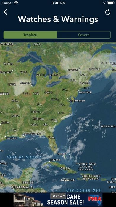 Max Tracker Hurricane WPLG for Windows