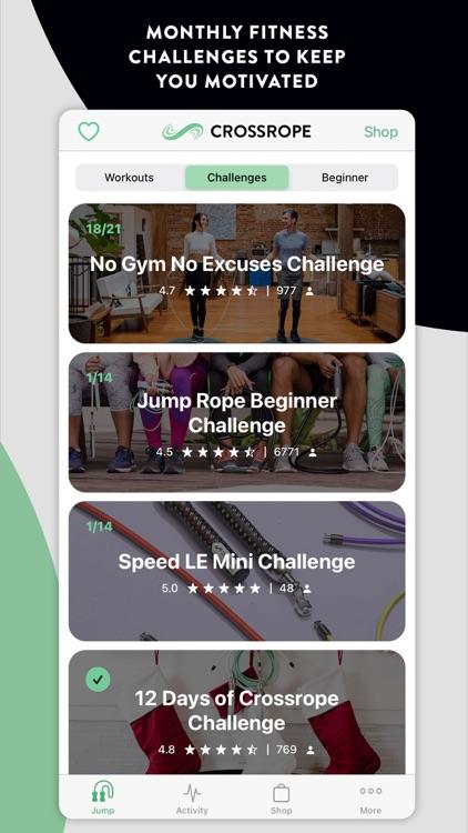 Jump Rope Training | Crossrope screenshot-3