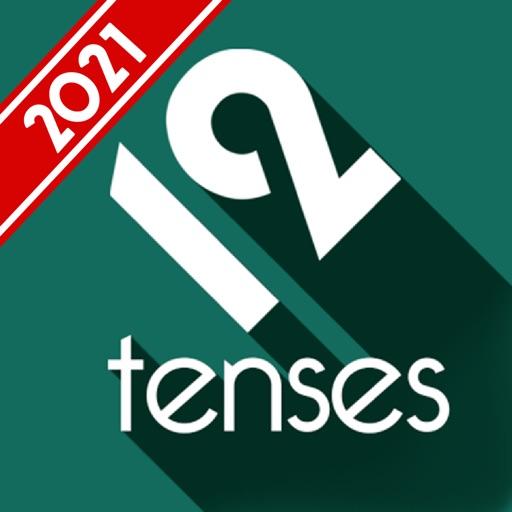 12 English tenses practice