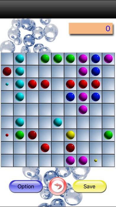 Lines - Color Balls