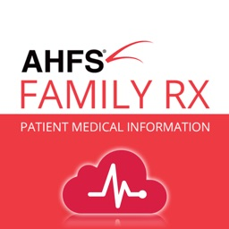 Family Rx - AHFS Drug Guide
