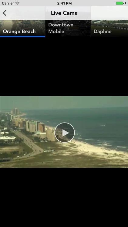 FOX10 Weather Mobile Alabama screenshot-4