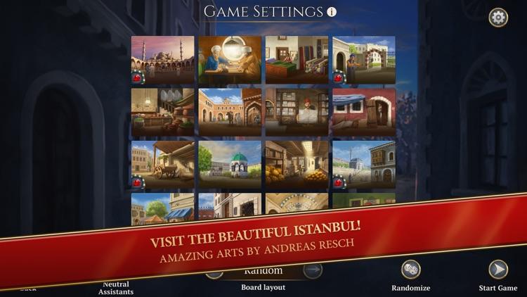 Istanbul: Digital Edition screenshot-4
