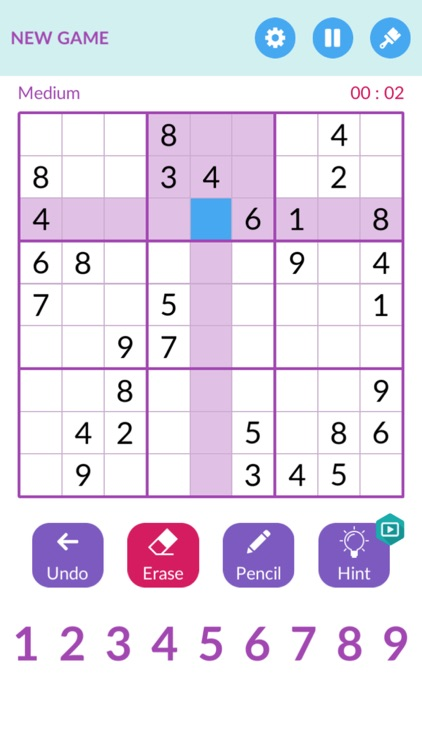 Sudoku ` screenshot-6