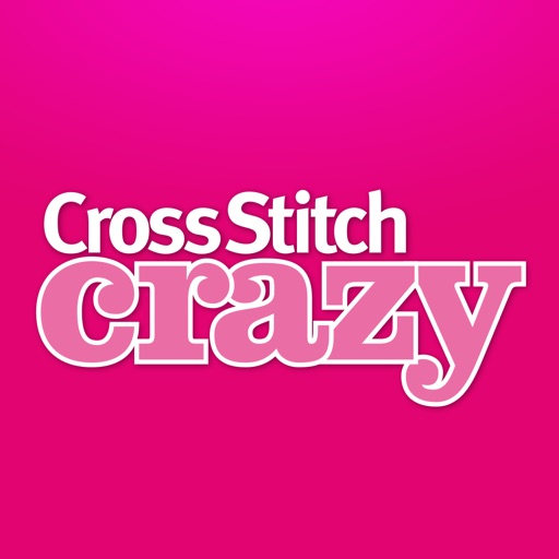 Cross Stitch Crazy Icon