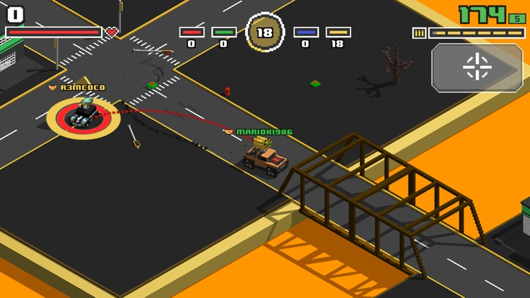Smashy Road: Arena screenshot-0