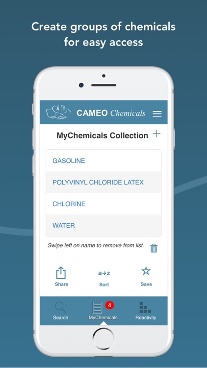 CAMEO Chemicals screenshot-3