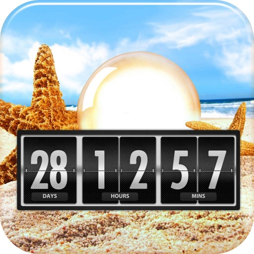 Holiday & Vacation Countdown!