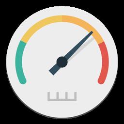 Ícone do app Speedio: Internet Speed Test