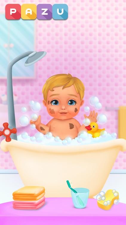 Baby care game & Dress up screenshot-5