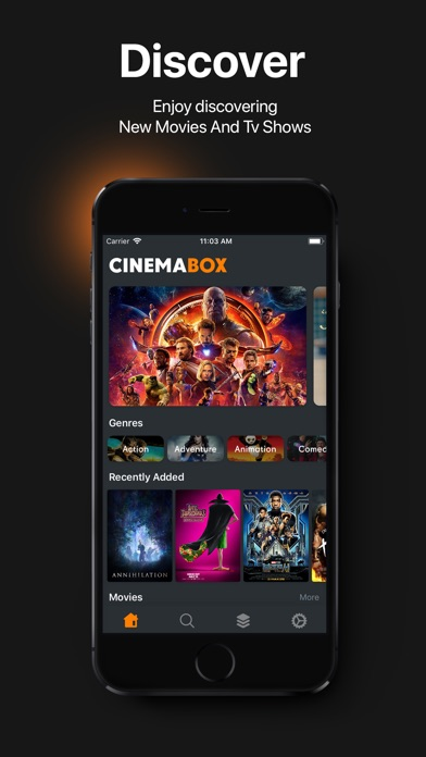 Download Cinema Box for Pc
