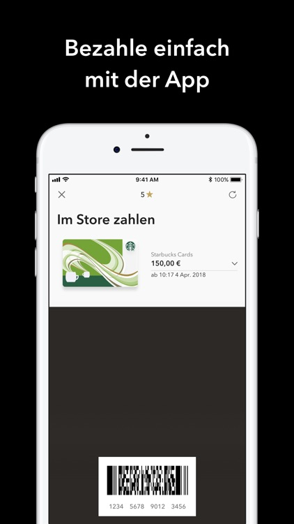Starbucks Deutschland screenshot-1