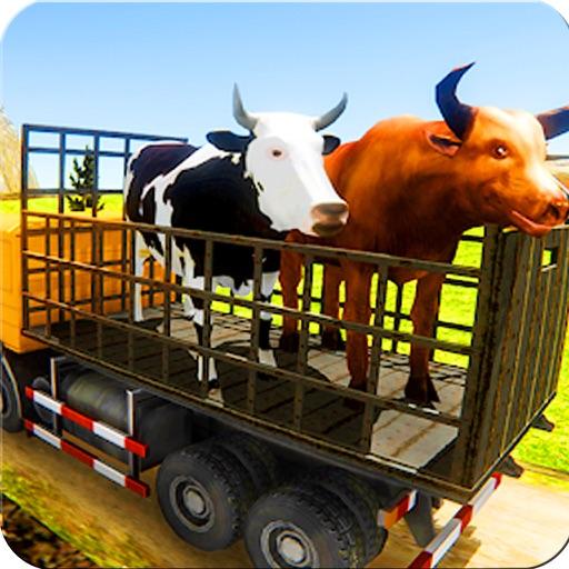 Zoo Animal Transport Truck